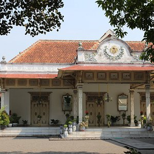 Yogyakarta Sutan's Palace