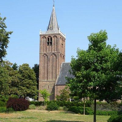 Castricum;16de eeuwse Protestantse Kerk uit periode 1510-1520