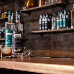 Triple Grain Vodka & Local Harvest Gin