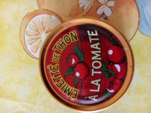 thon à la tomate la belle - iloise
