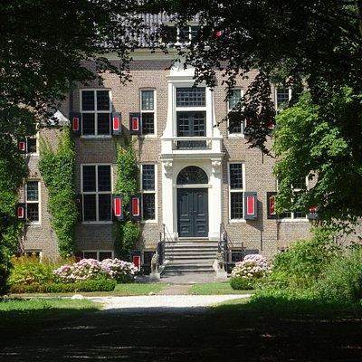 Linschoten;natuurgebied Landgoed Huis Linschoten uit 1637-1721