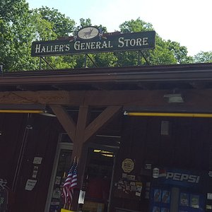 Hallers Sign