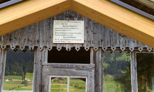 La Casetta di Composizione di Gustav Mahler