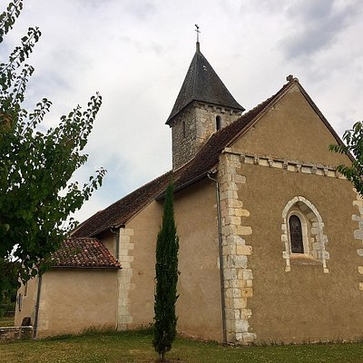 Après l'abbaye de Saint-Savin, une visite à faire à pied, prendre la clé à l'Office de Tourisme