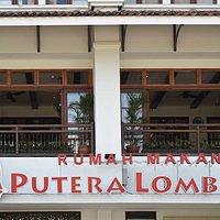 Rumah Makan Putera Lombok - Alam Sutera