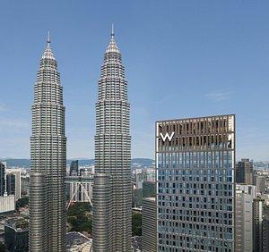 Exterior View of W Kuala Lumpur