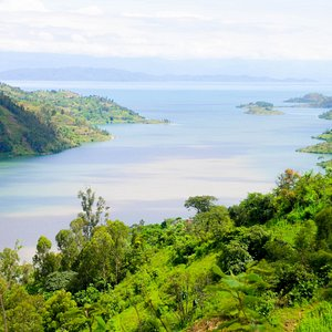 A typical vista from the Congo Nile Trail