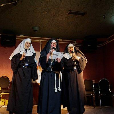 Lost Nuns