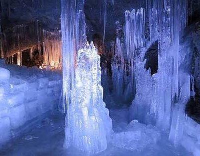 Cueva de hielo Narusawa
