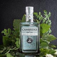 Cambridge Dry: the true Cambridge Gin for all seasons...