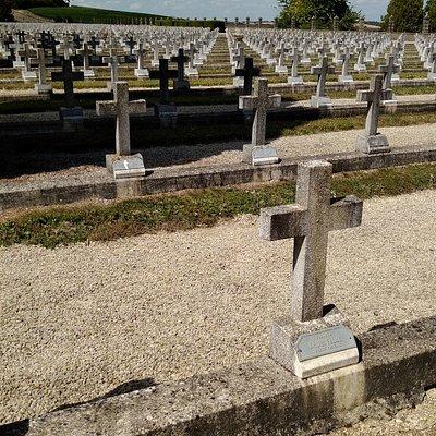 Cimitero militare Italiano di Bligny, Grande Guerra 1914-1918