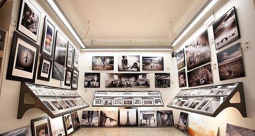 Fotoart Gallery in Mijas Pueblo. C/ Los Caños, 3.