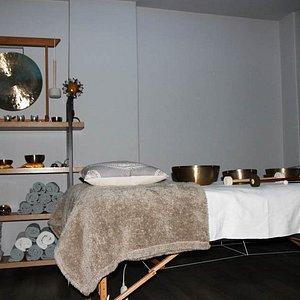 Venha experimentar as nossas massagens e rituais de beleza