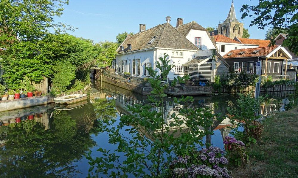 Linschoten;Grote of Sint Janskerk ;herbouwd in het jaar 1483