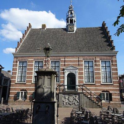 IJsselstein;16de eeuws Historisch Stadhuis uit  jaren 1557-1558