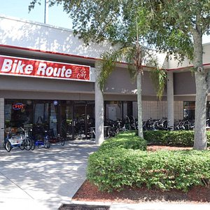 Welcome to The Bike Route Inc. Our family started The Bike Route in 1974. We are pleased to see