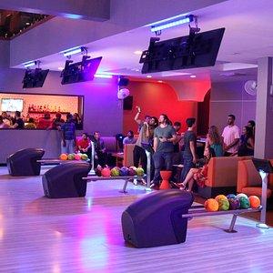 Bowling, Bars and Snacks