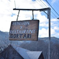 pension y restaurant gortari