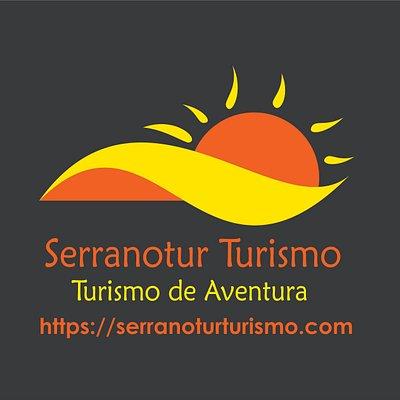 Logomarca Serranotur Turismo