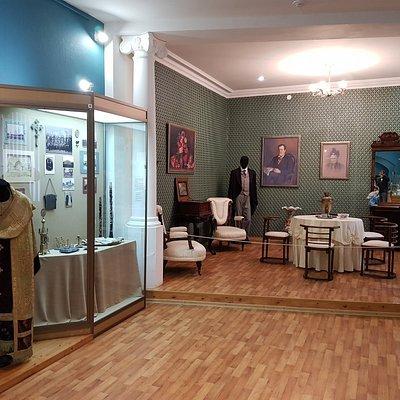 экспозиция музей купечества