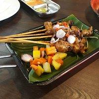 Sate Ayam