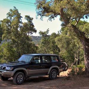 Arrábida Nature Jeep tour