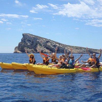 Benidorm island Challenge