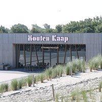 Strandtheater Houten Kaap is gelegen op een unieke locatie in de duinen van Ouddorp