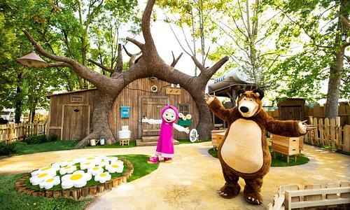 La Foresta di Masha e Orso