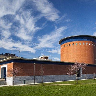 El Planetario de Pamplona se abrió al público en 1993.