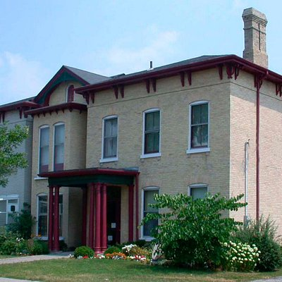 The Brant Museum and Archives in Brantford Ontario