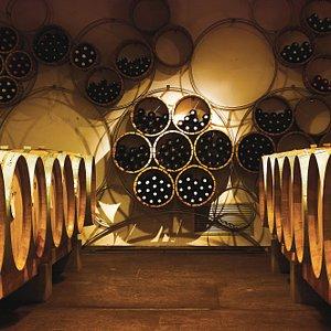 Barrels room!
