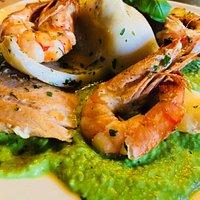 Erg lekker eten! Echte Italiaanse keuken en dat proef je! Prijs/kwaliteit is prima. Absolute aan