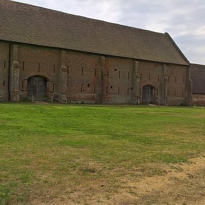 Great Tudor Barn