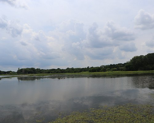 reservoir on the south side
