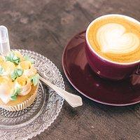 Cupcakes und Cappuccino