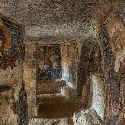 chiesa rupestre si Santa Margherita