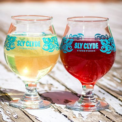 Sly Clyde produces delicious hard ciders with a Coastal Virginia flair from Hampton, VA.