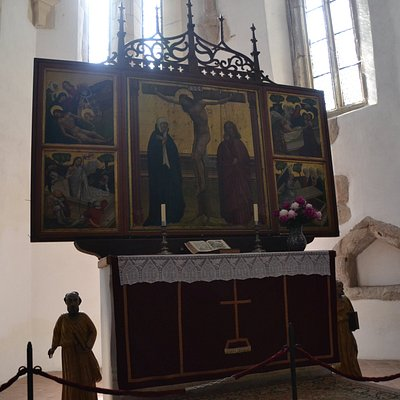 Altar del S. XV