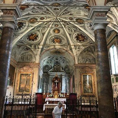 Abside e Altare Maggiore