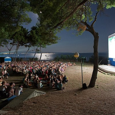 Bačvice Open Air Cinema