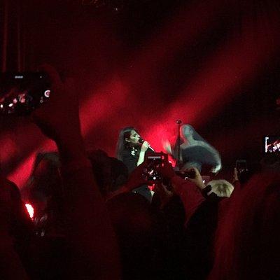 Banks: The Altar Tour and Echosmith: Inside A Dream Tour (box seats for Echosmith).