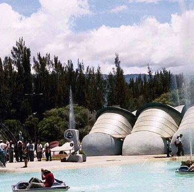 Parque mariscal Santa Cruz! Increible para visitarlo con la familia