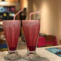 Milk-shake Morango