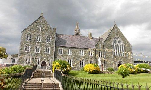 修道院全景