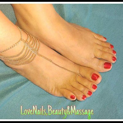 We offer pedicure from £14.00