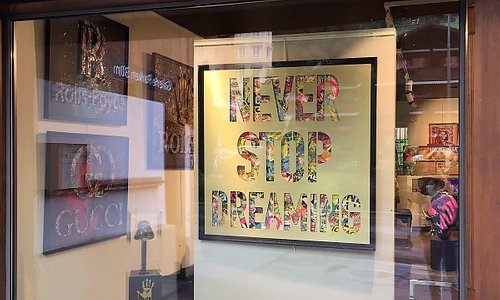 Exhibition AIIROH at Samhart Gallery GSTAAD
