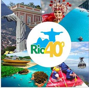Agência de turismo receptivo na cidade do Rio de Janeiro, aqui nós representamos você! Vem conos