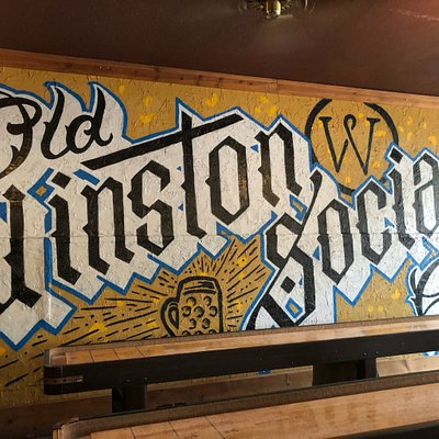 Old Winston Salem Social Club. Nice casual place to hang out and chill with friends