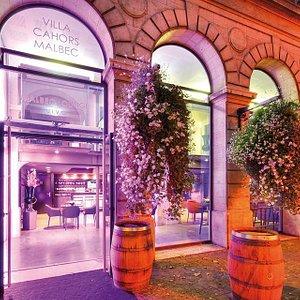 Bienvenue au Cahors Malbec Lounge !